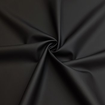 Matte stretch pvc Black LA123