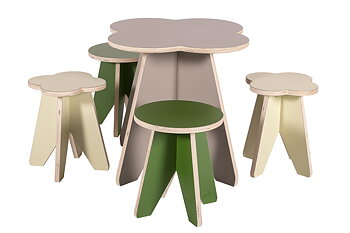 FOREST CHILDREN`S  FURNITURE - TABLE