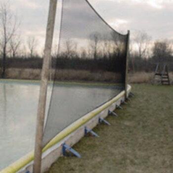 Backstop netting (8'x24')