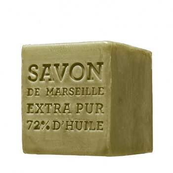 Cube of Marseille Soap Olive