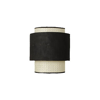Lampshade Od Filk And Bamboo Paris 3