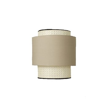 Silk And Bamboo Lamp Shade