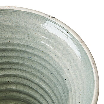 Treasure Bowl large green