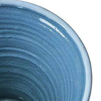 Treasure Bowl large blue