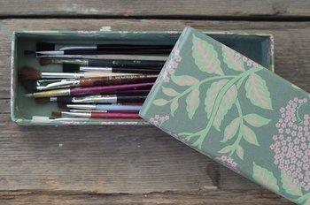 Box för pennor AYUSHI medium Bungalow