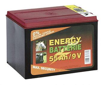 Batteri 9v/55ah