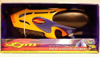 Vattenpistol - Storm 1200 red light beam - Storm Light Wars