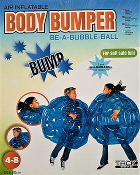 Bubbleball, Uppblåsbar, 2-pack