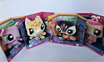 Littlest Pet Shop Online, LPSO Husdjur, Gosedjur (olika varianter) - Hasbro