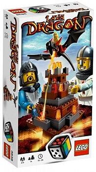 Legospel 3838 - Lava Dragon