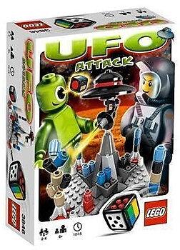 Legospel 3846 - UFO Attack