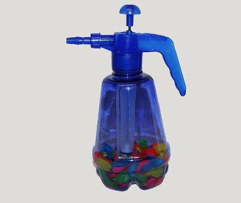 Vattenballonger med pump, 1,5 liter