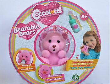 Coccolotti, Bärbara Björnar (olika färger)