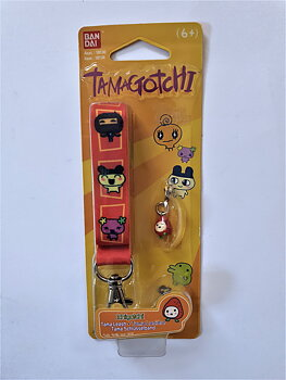 Tamagotchi-band / Nyckelband (olika färger)