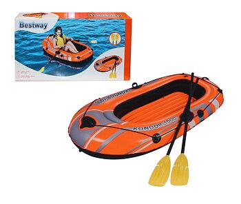 Uppblåsbart båtset, Kondor 1000 - Bestway
