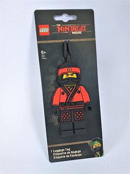 Lego 51883 - Ninjago - Luggage Tag / Bagagetagg
