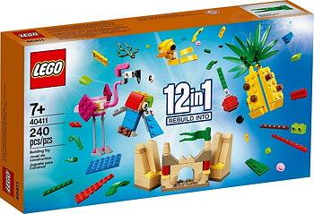 Lego 40411 -  Kreativt skoj - 12-i-1