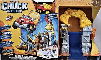 Tonka Chuck & Friends, Chuck's Stunt Park - Hasbro