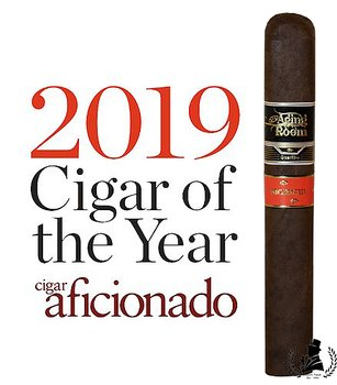 Aging Room Quattro Nicaragua ( Toro) Cigar of the year 2019