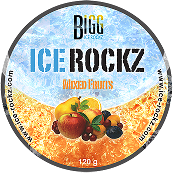 Ice Rockz Mix Fruits