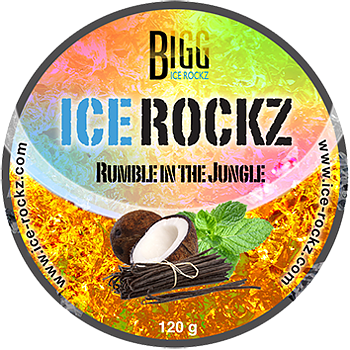Ice Rockz Rumble in The Jungle