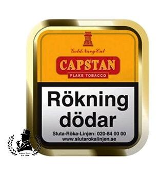 Capstan Gul - Flake -  50 gr