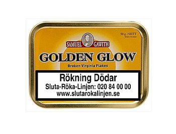 Samuel Gawith Golden Glove - Broken Flake -  50 gr