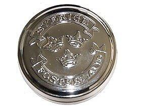 Snusdosa Metall Tre Kronor