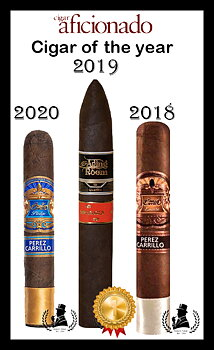 Cigar of the year 2018 - 2019 - 2020 Paketet (3st)