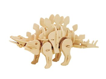 Building kit 'Stegosaurus' sound activated