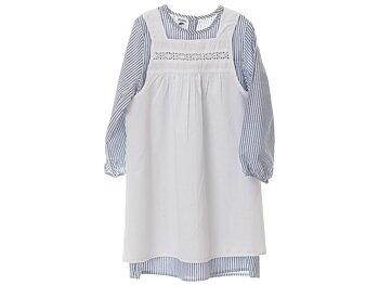 Dress 'Mardie' with apron