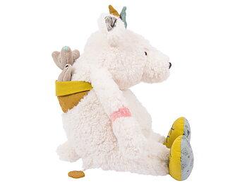 Bear Pom 'Le Voyage d'Olga' musical bear
