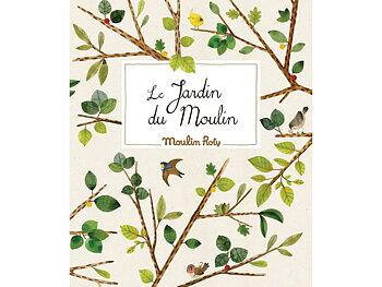 Aktivitetsbok Le Jardin