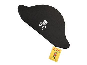 Pirate hat 'Pippi'