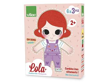 Pussel 'Lola'