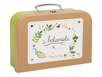 Botanical case Le Jardin