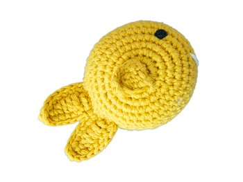 Rattle aquatics crocheted