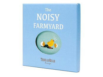 Rag book Noisy farmyard