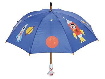 Paraply rymdis Ingela P Arrhenius