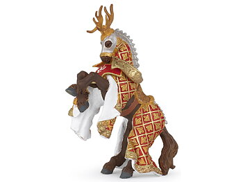 Knight Stag Clan's Horse