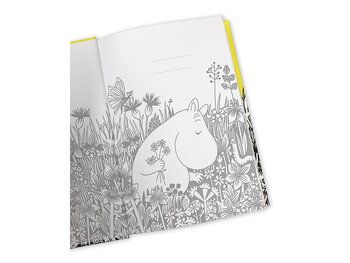 Notebook Meadow A5