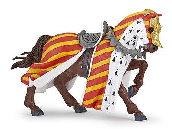 Tournament knight's Horse