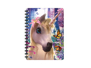 Notebook 3D Cute Uni small