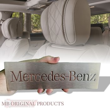 Mercedes Benz ORIGINAL emblem 1st