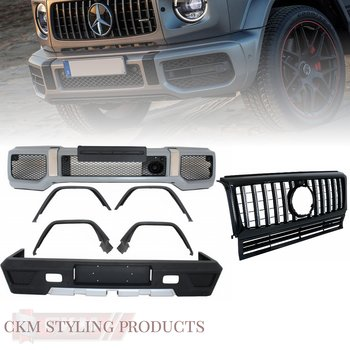 1. CKM SPORT BODY KIT FACELIFT G65 look