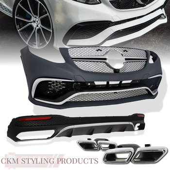 1. ckm GLE63 look facelift bodykit SUV