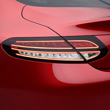 1. Facelift LED Baklysen Night Package MB Original 4st