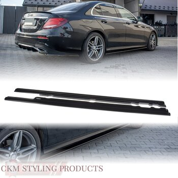 1. CKM Side extensions 2pcs E43 AMG / AMG-Line