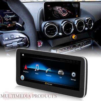 "1. AMG GT Comand 10,25"" Android Widescreen touchscreen"