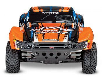 Slash 2WD 1/10 RTR TQ OrangeX med Batteri & Laddare